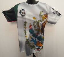MEXICO WORLD CUP SOCCER JERSEY FIFA BRAZIL 2014 SHIRT PRINTED NEW MENS REPLICA