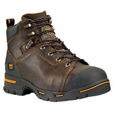 Men's Timberland PRO 52562 Endurance 6-Inch Steel Toe Work Boots