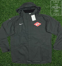 Spartak Moscow Training Jacket - Official Nike Waterproof Jacket - L/XL/2XL