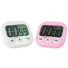 Magnetic Large LCD Digital Kitchen Cooking Timer Digital LCD Timer Count-Down Up