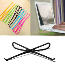 Fashion Portable Simple Light Laptop Notebook PC Cooling Cooler Pad Stand Holder