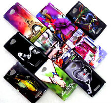 SONY XPERIA C S39H WATER PRINT GLOSSY SILICON BACK CASE COVER