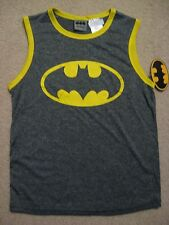 BATMAN vs SUPERMAN movie Comic Book BOYS Youth New SLEEVELESS Tank Top SHIRT