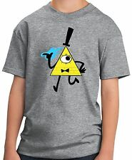 New Gravity Falls Bill Cipher Youth T-Shirt