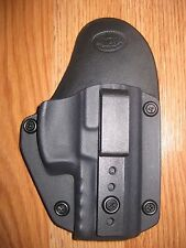 CZ IWB Kydex/Leather Hybrid Holster small print with adjustable retention