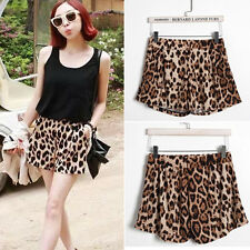 Woman's Sexy Fashion Summer Culottes Short Skirt Pants Mini Skirt Multi Style