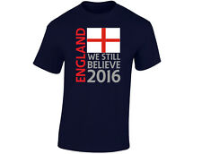 England Football Supporters Euro Mens Funny T-Shirt (12 Colours)
