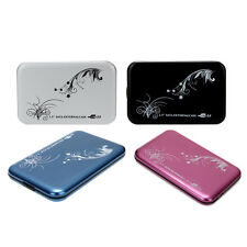 Durable USB 2.0 HDD Hard Drive Disk External Enclosure 2.5'' SATA HDD Case Box