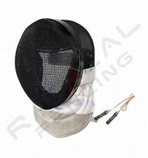 PBT Electric Foil Fencing Mask FIE 1600N conductive bib made in EU - many Sizes