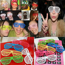 Sunglasses Shutter Stronger Shades Glasses Retro Club Party Rave Hip New