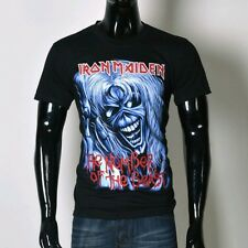 Iron Maiden Number of the Beast Graphic T-Shirt S M L Xl Xxl