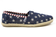 Toms Women's Classics Star Freetown in Navy Sizes 5-10 BNIB Free Shipping