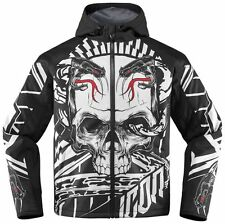 2015 Icon Mens Merc Vitriol Motorcycle Street Riding Casual Jacket