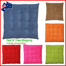Seat Cushions Outdoor Lounge Cushion Indoor Square Soft Chair Pad Home Decor