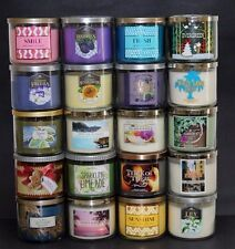 Bath and Body Works- U CHOOSE YOUR SCENT-Many to Choose From- TEST-HTF-NEW