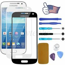 Front Screen Lens Glass Replacement Repair Kits for Samsung Galaxy S4 Mini