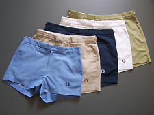 Vintage Fred Perry Men's Shorts W28 in. W30 W32 W34 W36 W38 W40 W42 W44 Retro