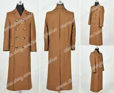 Who Is Doctor Cosplay Dr 10th Tenth David Tennant Costume Brown Trench Coat Cool