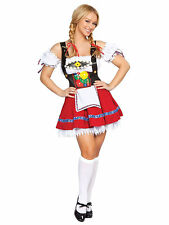 Flirty Fraulein Women's Beer Girl Costume