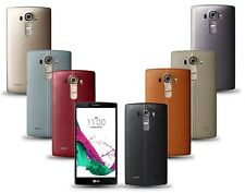 New LG G4 H815 Hexa-Core 16MP 5.5'' 13MP 4G LTE (FACTORY UNLOCKED) 32GB Phone