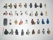 Lego ® Star Wars Personnage Minifig Droid Jar Jar Binks Dark Vador 12 Choose
