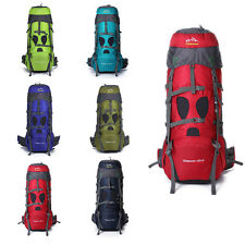 External Frame Packs 75L large-capacity outdoor backpacks hiking backpack Travel