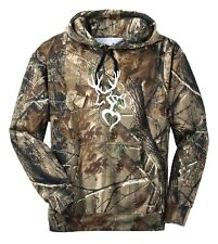 Deer Couple Heart Camo Hoodie Country Girl Buck Love Outdoor Hunt Gun Pink Lady