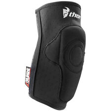 THOR MX Motocross Static Elbow Guards (Black) Choose Size
