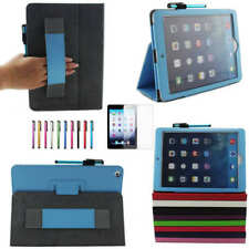 Folio Magnetic Leather Flip Case Smart Cover Stand For Apple iPad 5 / iPad Air