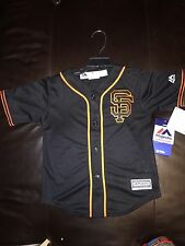 San Francisco Giants Infants/toddlers Cool Base Blank Jersey12M 18M 24M 2T 3T 4T