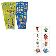 TOY STOY  PARTY SUPPLIES PARTY FAVOURS TATTOOS OR STICKER STRIPS GENUINE LICENSE