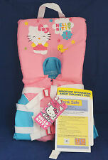 Sanrio Hello Kitty Child Life Vest - Hello Kitty Child Life Jacket - 0-50 Lbs