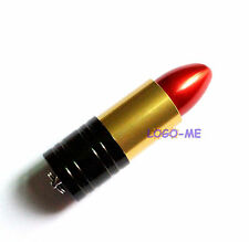 Red Lipstick USB Flash Memory Pen Drive Storage Thumb Stick 1 2 4 8 16 GB