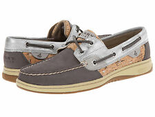 New Womens Sperry Top-Sider Bluefish Boat Shoes Leather SZ 6 6.5 7 7.5 8 8.5 10