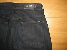 "NWT Men's 7 For All Mankind ""CARSEN"" Easy Straight Leg JEANS ( Retail $198.00 )"