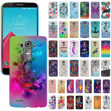 For LG G4 H815 F500 VS986 H810 Design Protector Hard Back Case Cover Skin