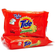 Tide Laundry Bar Soap Detergent, Spot Cleaner Hand Washer Stain Remover, 1 Bar