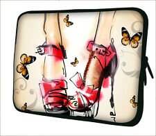 "Girl's 12"" Laptop Case Sleeve Pouch For 11.6"" Inch Macbook Air,Acer Aspire One"
