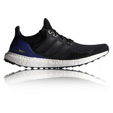 Adidas Ultra Boost Mens Black Breathable Running Trainers Pumps Sports Shoes