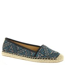 NEW Women Franco Sarto Whip Espadrille Flats Canvas Shoes 6.5 7.5 8 8.5 9 9.5 10