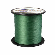 109/328/547/1094yds Green Braided Spectra Superior PE Dyneema Test Fishing Line
