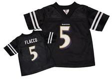NWT Joe Flacco #5 Baltimore Ravens NFL Kids Toddlers Jersey 2T-4T
