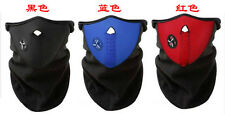 3 Colors - Soft Neoprene Neck Warm Face Mask Veil Sport Motorcycle Bike Mask Hat