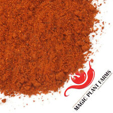 Ghost Pepper Powder 100% Pure Bhut Jolokia Powder (5 size variations)