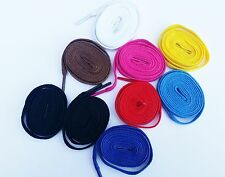 HIGH QUALITY FLAT SHOE LACES SHOELACES, 120CM LONG, FREE SHIPPING
