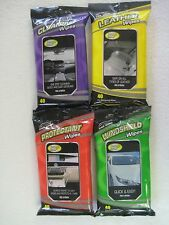 Car Cleaning Products (Windshield, Leather, Protectant, Cleaning Wipes)