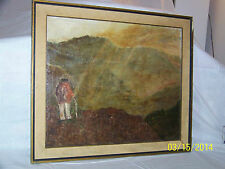 *Freudenthal* Original Oil On Panel Impressionist Painting