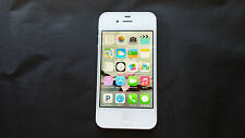 Apple: iPhone 4 - 16GB White (Verizon) A1349 Smartphone Works FOR PARTS!