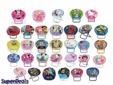 Character Kids and Toddlers Mini Saucer Chair - Disney and Nickelodeon Seating