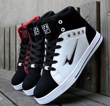 Fashion Men's Casual High Top Sport Sneakers Athletic Running Shoe Multi-size